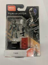 Mega Construx Terminator Genisys T-800 (Series 4) (Gcl95) (Nisb) New