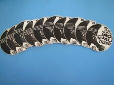 10  Volume Mew Hing's 18 Daoist Palms Iron Palm Coconut Break  DVD Collection