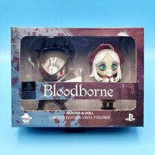 Bloodborne Hunter and Doll Vinyl Figure Statue Set NIB Sony Officially Licensed