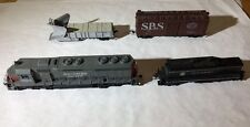 Asssorted Ho Scale Loco / Cars