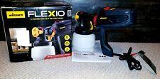 Wagner Flexio 2000 HVLP Paint Sprayer, Interior Exterior & Detail