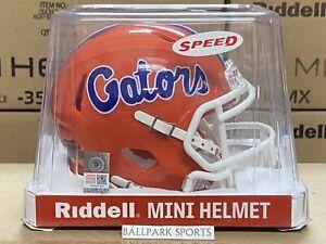 FLORIDA GATORS - Riddell Speed Mini Helmet (NEW IN BOX)