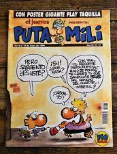 El Jueves - Puta Mili - Spanish Magazine Comic - #97 - 1994