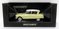 Voitures miniatures jaunes pour Citroën