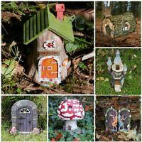 New Fairy Garden Accessories Fairy Door Tree Face Fairy House Garden Ornaments