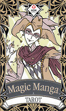 Tarocchi MAGIC MANGA TAROT 78 Carte + Libretto Esplicativo Edizioni AGMULLER