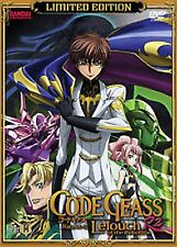 Code Geass Lelouch of the Rebellion R2 Part 2 2-Disc Set  DVD NEW factory sealed