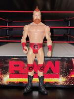 SHEAMUS CELTIC WARRIOR WWE Mattel action figure BASIC BAR toy Wwf mohawk