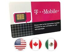 T-Mobile 14 Day Travel Plan sim card prepaid