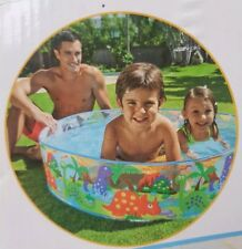 INTEX Piscina per bambini Bacino PISCINA 3 anni PLUS 122m x 25Cm BY INTEX