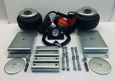 Fiat Ducato Air suspension kit with THE NEWEST TECHNOLOGY+Compressor (1998-2021)