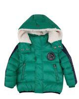 NEW DIESEL Kids RRP £149 AGE 12 MONTHS Baby Designer Fur Puffer Jacket B306