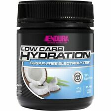 Endura Rehydration Low Carb Fuel 122g Coconut Electrolytes Magnesium BSC SIS