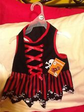 simply dog Pirate Dress Size M/L