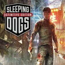 Sleeping Dogs Definitive Edition Region Free Steam PC Key Fast Delivery