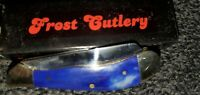 FROST CUTLERY TWO BLADE POCKET KNIFE