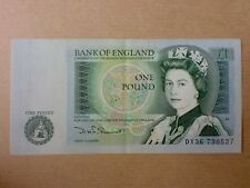 England 1 Pound 1981 - 1984 QEII (EF), Great Britian, 3pcs Running Number .