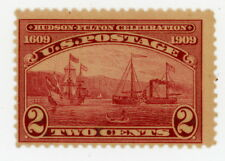 Scott #372 1909 Hudson-Fulton Celebration MINT Never Hinged OG VF-XF