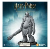 Knight Models Harry Potter Miniatures Game Troll Adventure in stock New