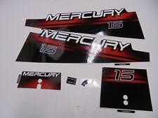 New Mercury Mercruiser Quicksilver Oem Part # 37-897514A01 Decal Set