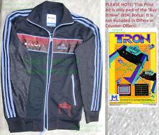 NITF Adidas Tron Disney Adicolor Track Jacket Size X-Small Full BIG PICS