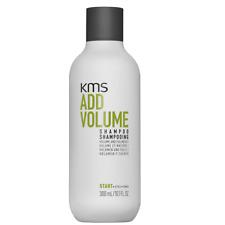 KMS Addvolume Shampoo 300ml Volumenshampoo Volumen Fülle Voller
