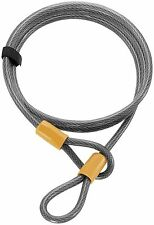 OnGuard Akita 8044 Loop Flex Cable 10mm x 4 Bike Heavy Duty Wheel Leash 18-7006