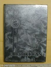 1960 Gaffney High School Yearbook Cherokee County South Carolina SC annual