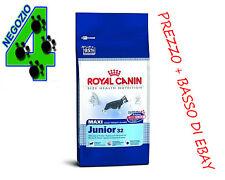 ROYAL CANIN MAXI JUNIOR 32 15 kg CANE crocchette cibo secco per cane cucciolo