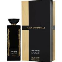 Lalique Noir Premier FLEUR UNIVERSELLE 1900 for Men & Women ~ 3.3 oz EDP Spray