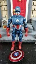 Marvel legends First Avenger captain America Hawkeye hulk fury shield thor Loki