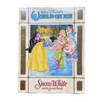 Walt Disney's World On Ice 1994 Program Snow White And The Seven Dwarfs FELD