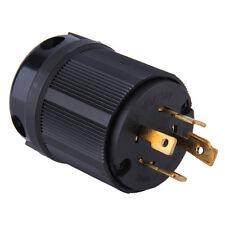 Hot Power Locking NEMA L14-30P Twist-Lock Plug 30A 125-250V 3P 4W US RX