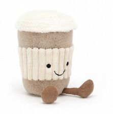 Jellycat Amuseable Coffee-To-Go | New | Kawaii Plushie | Collectable