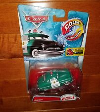 Disney Pixar Cars Color Changer Sheriff Toy Vehicle New Free Shipping