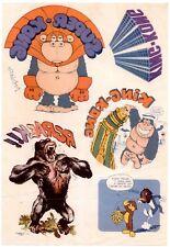 Transferts King-Kong issu de Pif Gadget n° 405/nov. 76