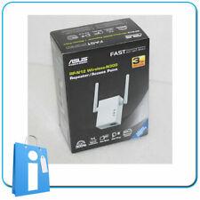 Punto de Acceso  Repetidor Wifi Wireless ASUS RP-N12 N300 Extensor de Rango