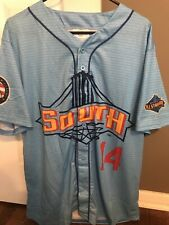 Brooklyn Cyclones 2014 All-Star Game Jersey Men's XL New