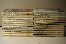 set of 24 National Geographic Society Hardback books, 1970's & 80's,