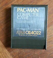 Atari Computer Pac-Man Game Cartridge Nice Shape 400 800