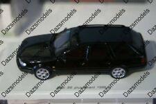 Spark Audi S6 Plus Avant 1996 Black 1:43 Resin S4884