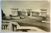 San Francisco CA Postcard RPPC Palace Of The Legion Of Honor California Picture