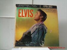 ELVIS PRESLEY -(45 E.P. W / COVER)- ELVIS  VOLUME II - RCA EPA - 993 - 1956