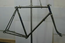 L 70's Raleigh Record English made frame horizontal dropouts Support free bikes!