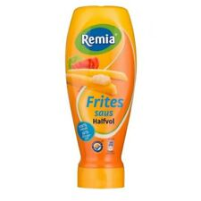 Remia Dutch Frites Chips Sauce 500ml Half Fat