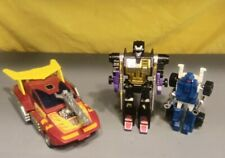 Vintage Hasbro Transformers G! parts lot Hotrod Kick back and one more