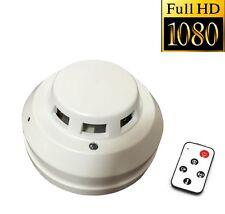 4GB HIDDEN FULL HD CAMERA SMOKE DETECTOR SPY CAM SPY ESPIONAGE MINI SPYCAM A59