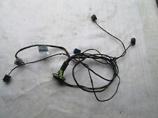 BMW E46 325i Benzina 2004 Posteriore Sensore Di Parcheggio Pdc Cablaggio Telaio Imbracatura