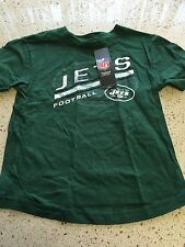Nwt New York Jets Youth T-Shirt, Shirt, Size Large, Officially Licensed Nfl Gear