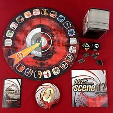 Scene It 007 Collector Edition DVD Board Game Replacement Parts Pieces Token